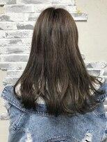 ポッシュ 原宿店(HAIR&MAKE POSH)アッシュグレー