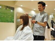 ヘアーアンドメイクノイ 笹塚店(hair and make NEU)の雰囲気(カウンセリングはしっかりさせて頂きます。【笹塚駅】)