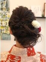 ヘアーメイク プラスネイル ジャム イップク(Hair Make +Nail JAM IPPUKU)サイドアップ セット