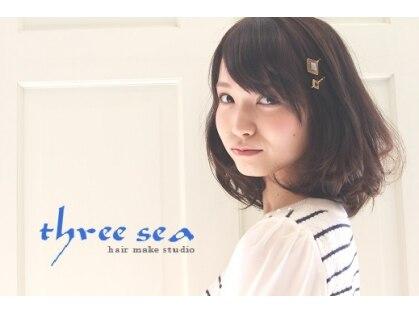 スリーシー(three sea)の写真