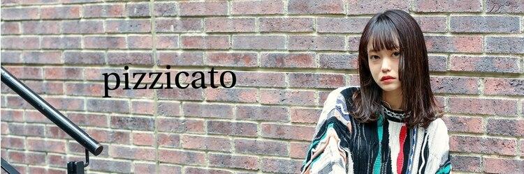 ピチカート(pizzicato)のサロンヘッダー