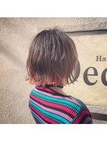 ヘアアンドメイク デコ(Hair&Make Deco)バリ行きバブ