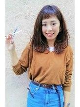デコヘアーチップ(DECO HAIR Tip.)國次 夕貴