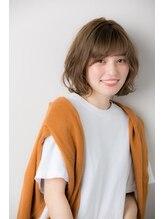 リノナ ジェネレート(LINONA Generate)ナチュラル女子×ミディパーマ【Linona/Gene】