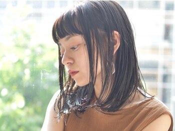 サークル(CIRCLE)の写真/髪の悩み解消![オーダーメイドコスメ縮毛矯正]毛先まで潤うツヤ髪に♪触れたくなる質感でさらに可愛さUP☆