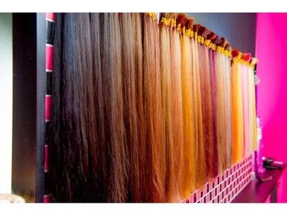 リミックス(REMIX by Love hair KING OF PRINCESS HAIR&EXTENTION)の写真