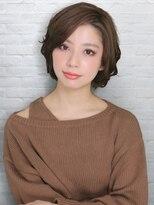 テラスラックスビー 阿倍野アポロ店(TERRACE LUXBE)エアリーショート♪