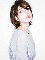 アルバ(ALBA)横顔美人♪大人ショート/デジタルパーマ/ヘルシーレイヤー