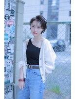 【Charme】日紫喜清矢 大人◎マニッシュ小顔ヘア♪ 20代30代40代
