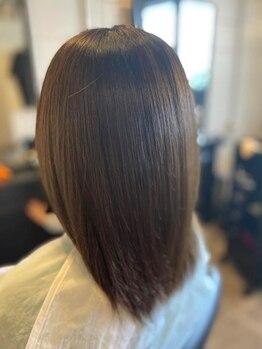 レガーロ(REGARO)の写真/【三河エリア初】髪質改善《ULTOWA》トリートメント取扱い▼ダメージヘアもふんわり柔らかく潤う艶美髪に♪