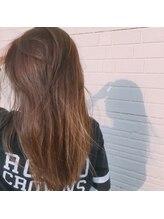 ヘアーアトリエ カノル(hair atelier canol)【canol】*ナチュラルグラデーション*