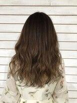ビーヘアサロン(Beee hair salon)グラデーションヘア
