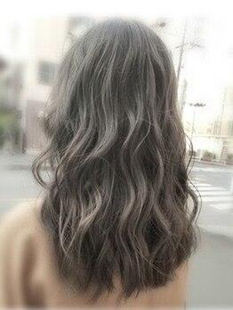 ヘアメイク カラフル(hair make colorful)の写真/hair make colorfulではお客様1人ひとりに合った施術をする為、今までにない仕上がりを実感して頂けます☆