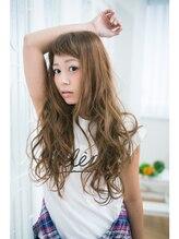 ヘアメイク ベリル(hair+make Beryl)sweet×カール