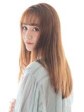ヘアーサロン ラフリジー(Loufreasy)【髪質改善】酸熱水素トリートメントでナチュラルストレートヘア