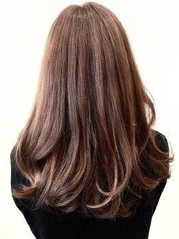 シム ヘア カナゾノ(C.I.M hair kanazono)の写真/丁寧なカウンセリングと、髪を元気に導く電子トリートメントで、あなたのキレイを応援致します♪