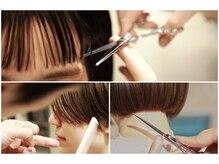 トレンド・似合わせ・再現性をキーワードに、「次の日からもキマる髪型」をつくるプロフェッショナル。