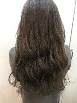 ヘアーアンドメイク ルシア 梅田茶屋町店(hair and make lucia)大人気!シアーグレージュ