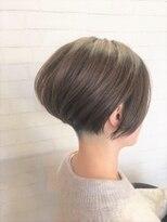 リマヘアー(lima hair)ショートボブ/軽めツーブロ/ネープかりあげ