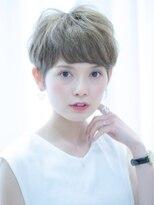 ウィルゴ(VIRGO)【VIRGO】橋元リョウイチ 長澤まさみさん風ショートボブ