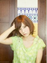 ニューモヘアーピエリ 八王子(Pneumo hair pierre)フンワリボブ☆(八王子)