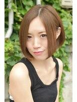 ヘアーサロン エール 原宿(hair salon ailes)(ailes原宿)style126 クラシカル☆ベルベットボブ