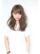 ビュートヘアー(Viewt hair)【viewt hair】セレニティベージュand抜け感ワイドバング