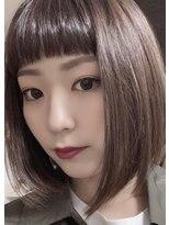 ジュピター 春日店(hair studio jupiter)ぱっつん