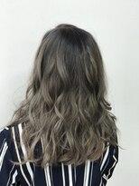 アース 南福島店(HAIR&MAKE EARTH)グラデーションカラー