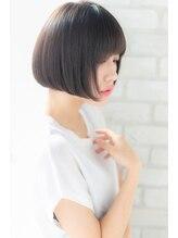 カノン(canon)【canon 下北沢】触りたくなる髪へ☆小顔ミニボブ