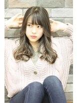 エピス 麻生1号店(epice)黒髪スタイル★フェザーロング
