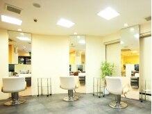 スタジオエス(STUDIO es)の雰囲気(白を基調とした清潔感溢れる空間♪)
