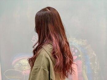アーク ヘアーズ(ARK Hair's)の写真/子育てを頑張る女性を応援☆お子様連れのママもゆったりと過ごせる空間♪お店選びに迷ったらARK Hair'sへ!