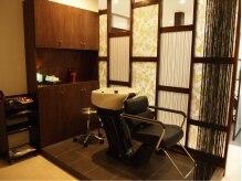 グランヘアー 南店(GRAN HAIR)の雰囲気(贅沢気分、満喫のVIPのシャンプーブース♪)
