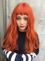 ジーナ オモテサンドウ(XENA)ブラッドオレンジ