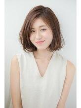 ミューチュアルヘアー(Mutual hair)大人かわいいナチュマーメイドボブ 【Mutualhair】0471-36-2918