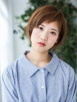 ウィーブシャイン (Weve SHINE)☆愛され小顔ショート☆