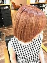 ジェンテ ヘアサプライ(GENTE hair&supply)ボブ