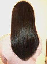 ヘアーサロン ニュアンス(HAIR SALON nuance)髪質改善ツヤ髪ナチュラルストレート