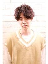 リップス 仙台ロフト(LIPPS)【スッキリバランス】マッシュヘア