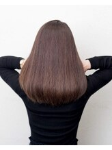 ムードコア 関内店(mu;d Coa)髪質再生ロングヘア