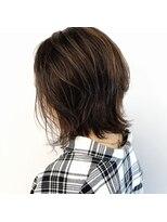 ジーナハーバー(JEANA HARBOR)【JEANAHARBOR後藤】オフィスでも差がつく極細ハイライト!