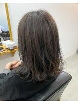 ウルヘアイーズ(ulu.hair ease)ミディアムボブ