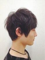 ポッシュ 門前仲町(HAIR&MAKE POSH)Men'sスタイル(色気を感じるスタイル )