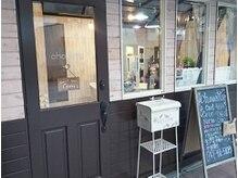 シュエット(Chouette)の雰囲気(黒板と白いポストが目印です♪ご来店お待ちしております。)