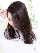 オーガニックサロン フェイス 梅田店(organic salon face)ラベンダーグレージュ