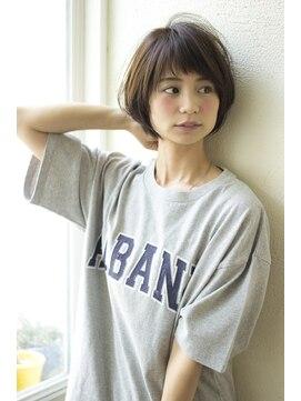 アンアミ オモテサンドウ(Un ami omotesando)【Un ami】《増永剛大》10代~40代まで人気のショートボブ☆