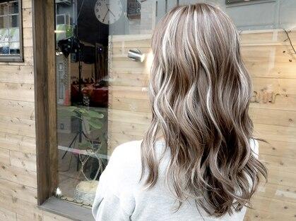 ルーナヘアー(LUNA hair)の写真