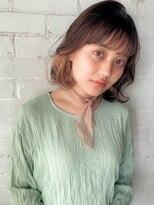 ベルビアンカ(Belle BIANCA)Belle BIANCA インナーカラー エアリーミディ ミニボブby.Yukiho