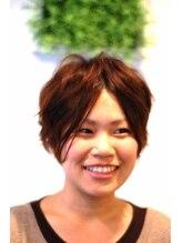 シエルヘア(ciel hair)アレンジ自在ボブパーマ
